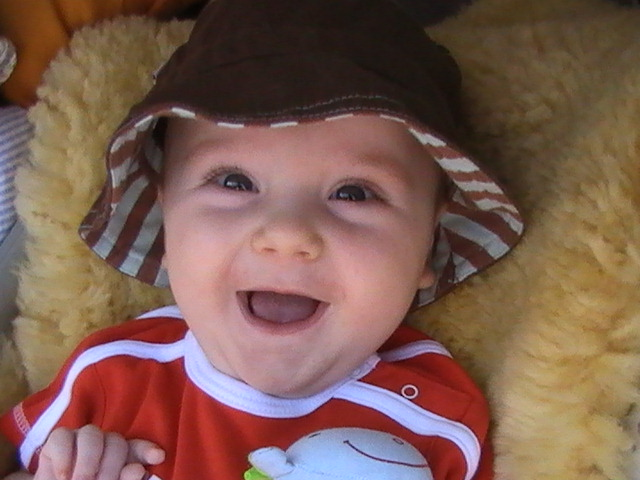 Børn med spinal muskelatrofi type 1 i danmark